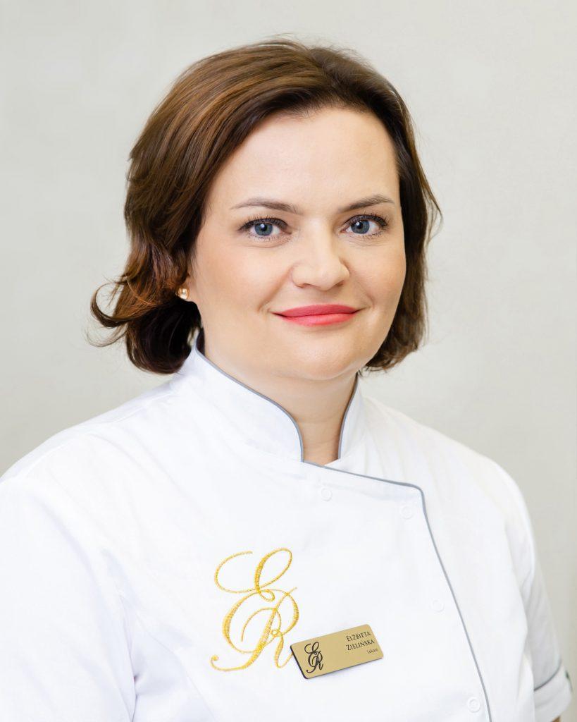 lekarz kosmetolog pielęgniarka